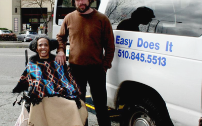 No-Cost Emergency Rides Available for People Stranded with Wheelchair Breakdowns in Alameda County